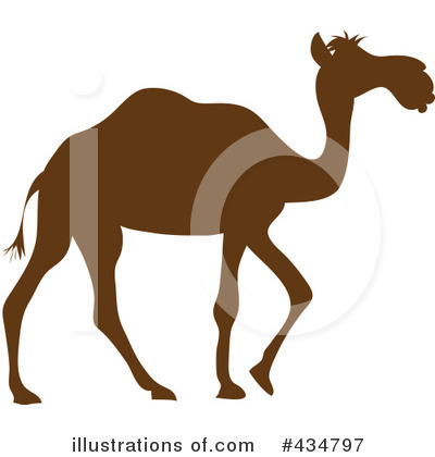 Camel Clipart #434797 by Pams Clipart