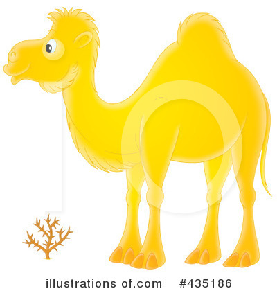 Camel Clipart #435186 by Alex Bannykh