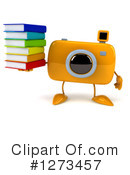 Camera Character Clipart #1273457 by Julos