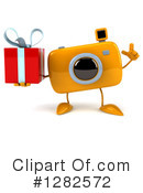 Camera Character Clipart #1282572 by Julos