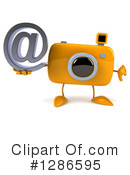 Camera Character Clipart #1286595 by Julos