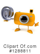 Camera Character Clipart #1288811 by Julos