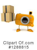 Camera Character Clipart #1288815 by Julos