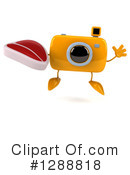 Camera Character Clipart #1288818 by Julos