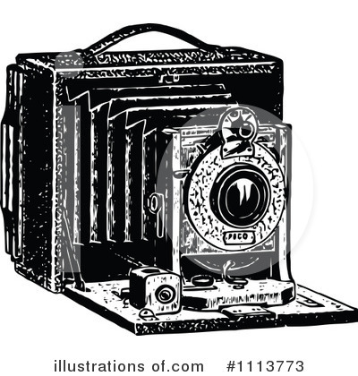 Vintage Camera Clip Art Black And White Images & Pictures - Becuo: becuo.com/vintage-camera-clip-art-black-and-white