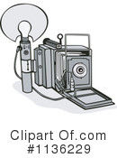 Camera Clipart #1136229 by patrimonio
