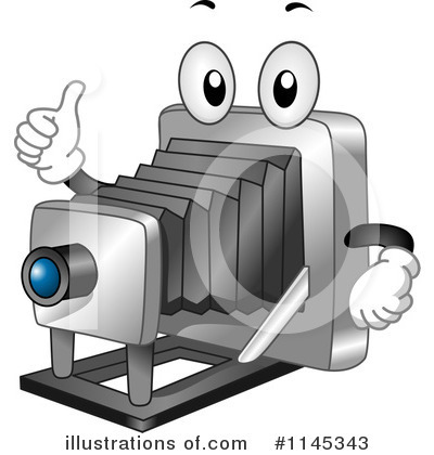 Photography Clipart #1145343 by BNP Design Studio