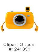 Camera Clipart #1241391 by Julos