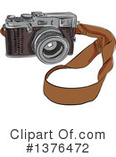 Camera Clipart #1376472 by patrimonio