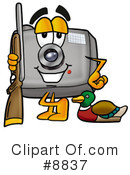 Camera Clipart #8837 by Toons4Biz