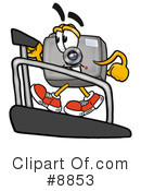 Camera Clipart #8853 by Toons4Biz