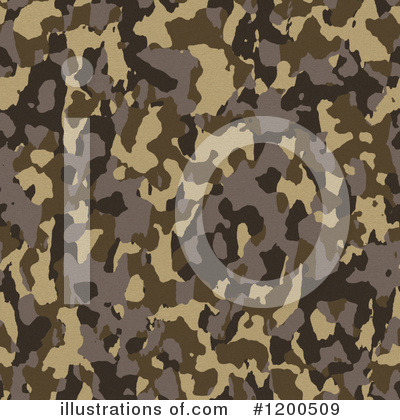 Camouflage Clipart #1200509 by Arena Creative