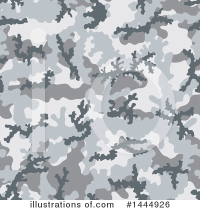 Camouflage Clipart #1444926 by Any Vector
