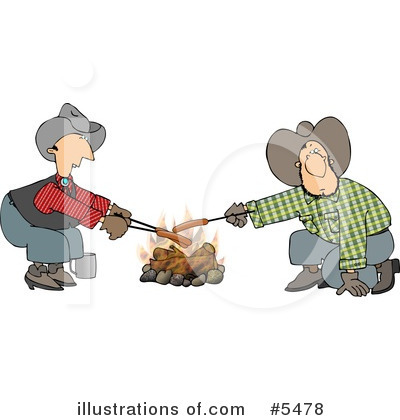 Camping Clipart #5478 by djart