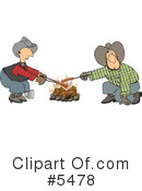 Royalty-Free (RF) Camp Clipart Illustration #5478