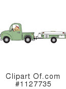 Royalty-Free (RF) Camper Clipart Illustration #1127735