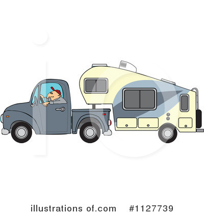 Trailer Clipart #1127739 by djart