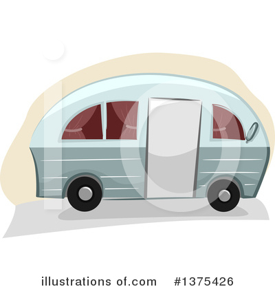 Travel Clipart #1375426 by BNP Design Studio