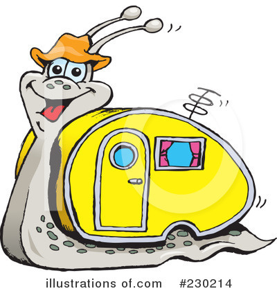 Travel Clipart #230214 by Dennis Holmes Designs