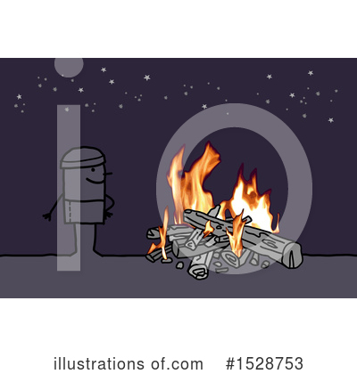 Camping Clipart #1528753 by NL shop