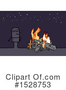 Campfire Clipart #1528753 by NL shop