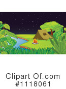Royalty-Free (RF) Camping Clipart Illustration #1118061