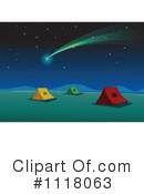 Royalty-Free (RF) camping Clipart Illustration #1118063