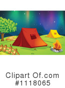 Camping Clipart #1118065 by Graphics RF