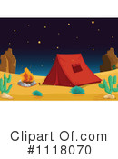 Camping Clipart #1118070 by Graphics RF