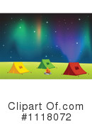 Royalty-Free (RF) Camping Clipart Illustration #1118072