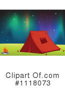 Camping Clipart #1118073 by Graphics RF