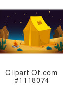 Camping Clipart #1118074 by Graphics RF