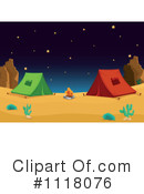 Camping Clipart #1118076 by Graphics RF