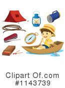 Camping Clipart #1143739 by Graphics RF