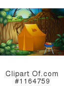Camping Clipart #1164759 by Graphics RF