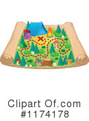 Royalty-Free (RF) Camping Clipart Illustration #1174178