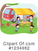 Camping Clipart #1234962
