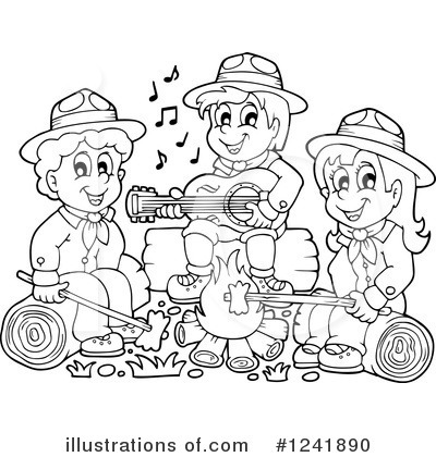 Guitar Clipart #1241890 by visekart
