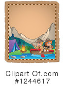 Camping Clipart #1244617