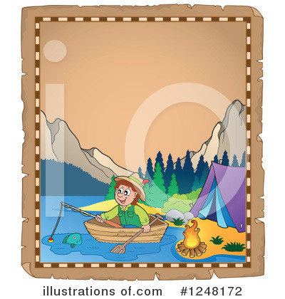 Fishing Clipart #1248172 by visekart