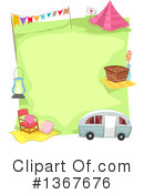 Camping Clipart #1367676 by BNP Design Studio