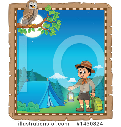 Boy Scout Clipart #1450324 by visekart