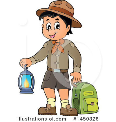 Boy Clipart #1450326 by visekart