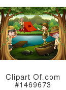 Camping Clipart #1469673 by Graphics RF