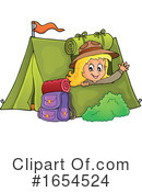 Camping Clipart #1654524 by visekart