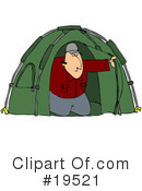 Camping Clipart #19521