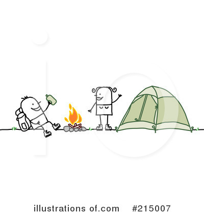 Camping Clipart #215007 by NL shop