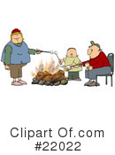 Camping Clipart #22022 by djart