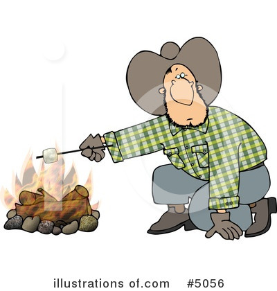 Camping Clipart #5056 by djart