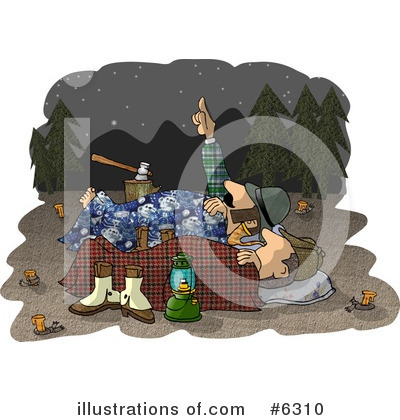 Camping Clipart #6310 by djart